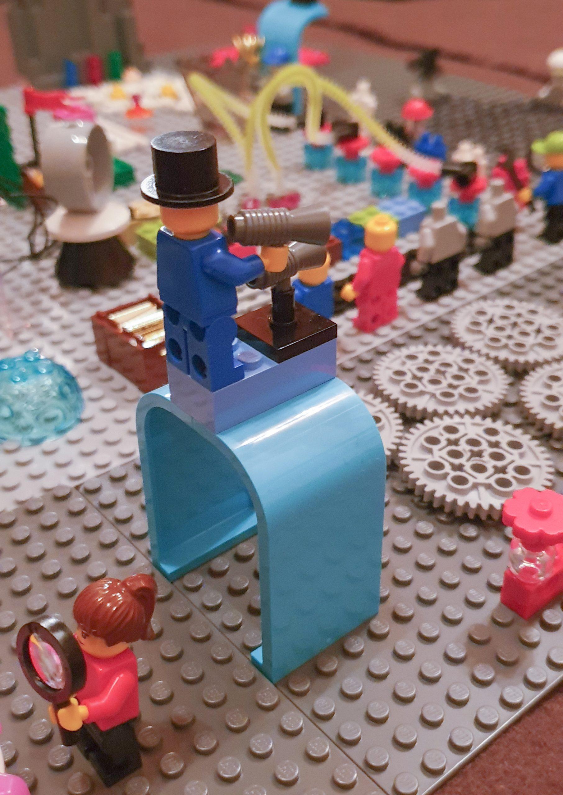 Sukella prosessien ytimeen LEGO® Serious Playn® avulla.
